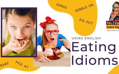 Using English Eating Idioms