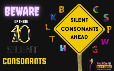 Beware of These 10 Silent Consonants in English